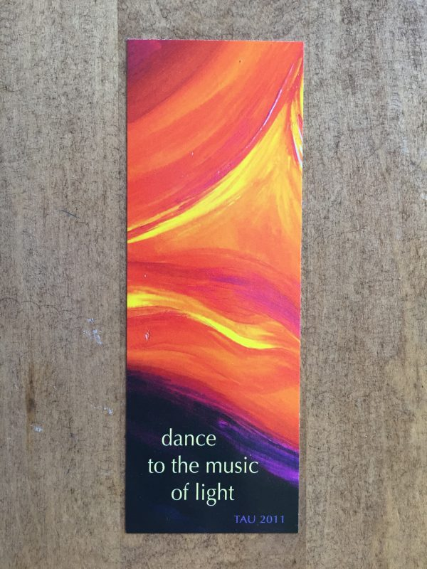 Dance-Single bookmark